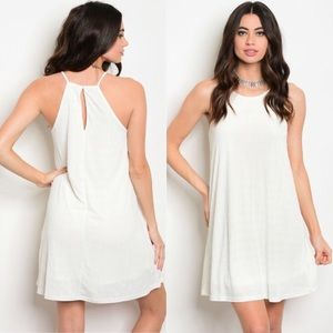 Dresses & Skirts - New Arrival !! Bride to Be Little White Dress